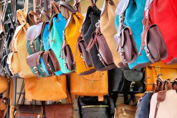 Rucksäcke in Korfu Stadt