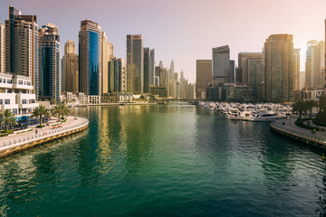 City of Dubai Marina