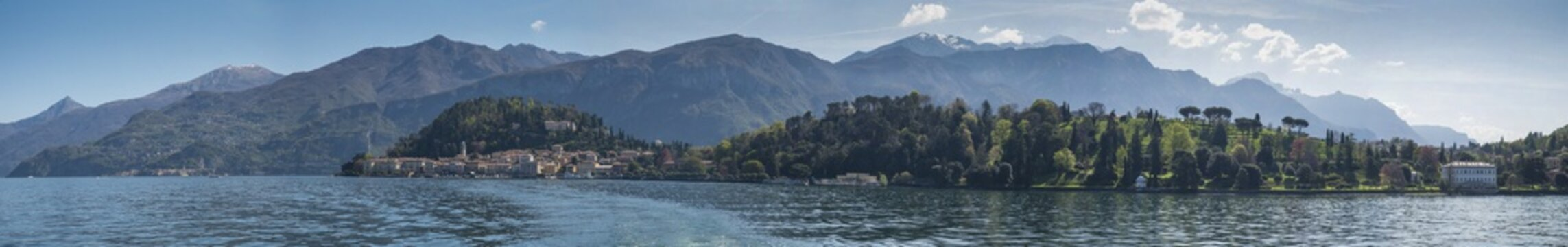 Panorama di Bellagio ( Lago di Como )