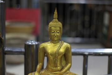Buddha from Wat Bukkalo in Bangkok, Thailand