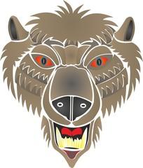 Bear rods werewolf