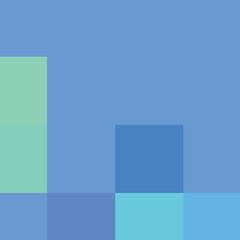 Alphabet vector set 3D bubble font style gradient colors. Flat design Illustrate.
