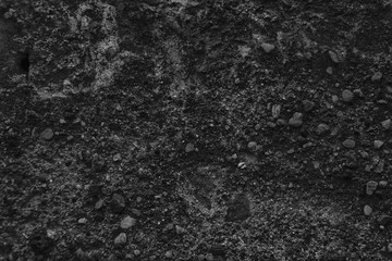 Old like Mars monochrome texture, stone wall background or rock surface - good for web site or mobile devices