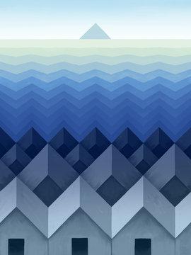 Underwater Houses