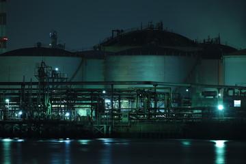 工場夜景 川崎