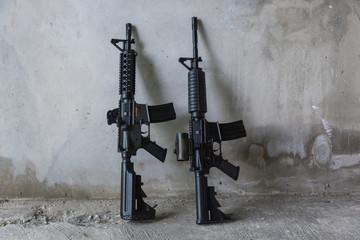 Gun m16