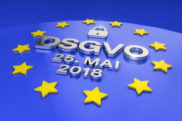 Datenschutz Grundverordnung - DSGVO - EU