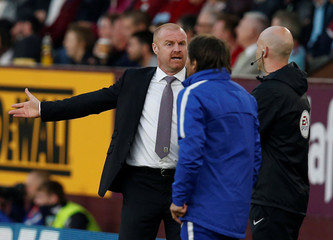Premier League - Burnley vs Chelsea