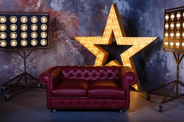 sofa star lamp