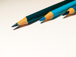 Hand Sharpened Colored Pencils