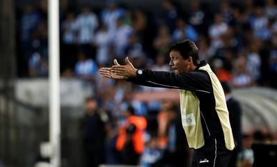 Soccer Football - Copa Libertadores - Argentina's Racing Club v Brazil's Vasco da Gama