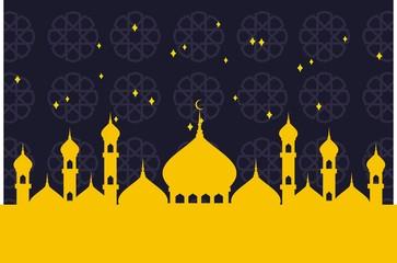mosque ramadan logo