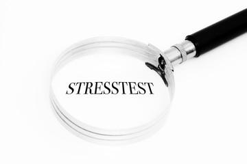 Stresstest im Fokus