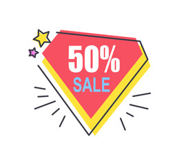 50 Off Price Diamond Sticker Abstract Discount