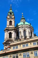 St. Nikolaus in Prag