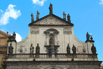 Salvatorkirche in Prag
