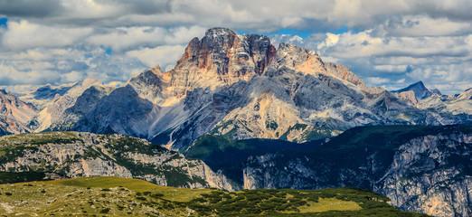 Hohe Gaisl in den Sextner Dolomiten, Südtirol Italien_005