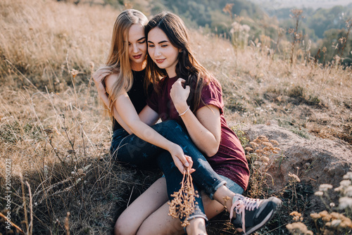 Beautiful Photography Friendship