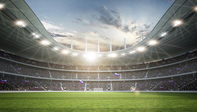 Stadion Russland 5