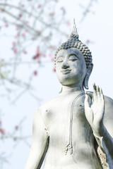 Visakha Puja Day , Buddha statue