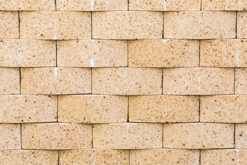 Background of natural decorative stone tiles, marble brick wall