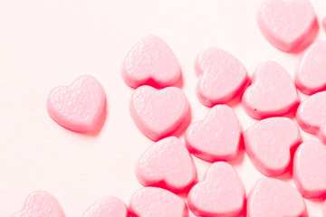 Sweet love candy