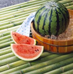 スイカ(watermelon) 夏イメージ