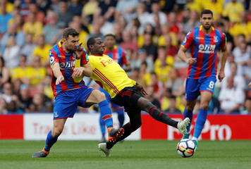 Premier League - Watford v Crystal Palace