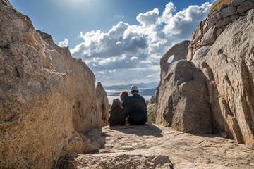 Chilling in Sardinia - Capo d 'Orso