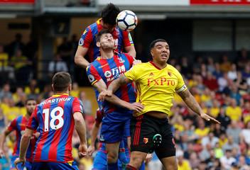 Premier League - Watford v Crystal Palace