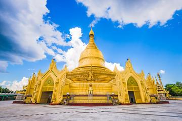 Yangon, Myanmar Pagoda