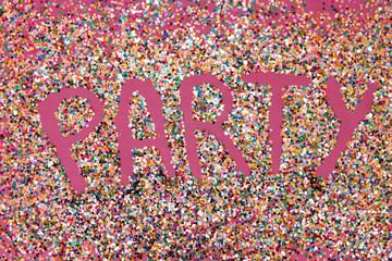 Party/Konfetti