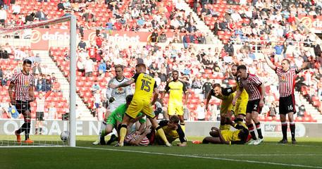 Championship - Sunderland v Burton Albion