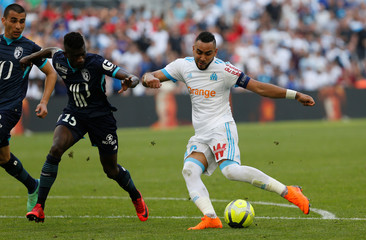 Ligue 1 - Olympique de Marseille vs LOSC Lille