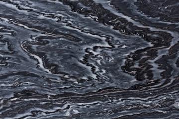 Canvas Prints Marble Stylish dark quartzite texture with ornamental surface.