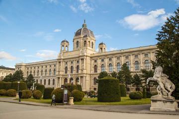 Naturhistorisches und Kunsthistorisches Museum Wien