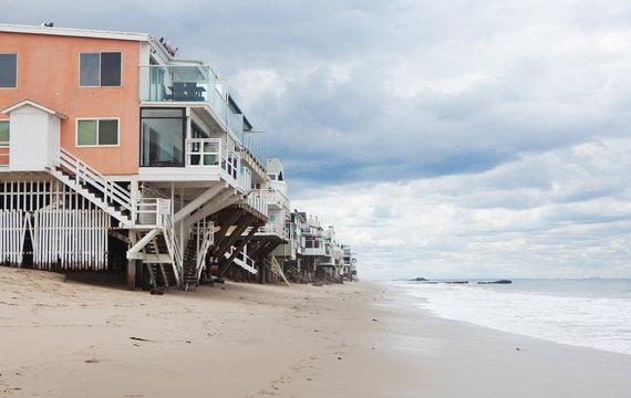 Beach Front Homes in Malibu, CA