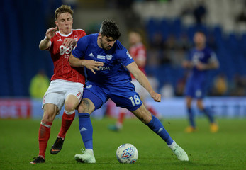Championship - Cardiff City v Nottingham Forest