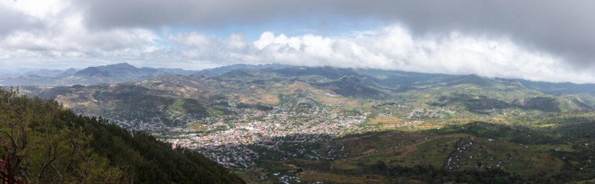 Panorama de Matagalpa, Nicaragua