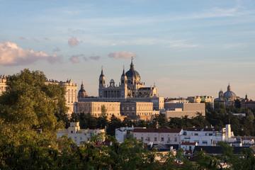 Cathédrale de l'Almudena, Madrid