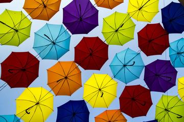 beautiful umbrellas