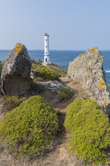 Cabo Home lighthouse (Cangas de Morrazo, Pontevedra - Spain).