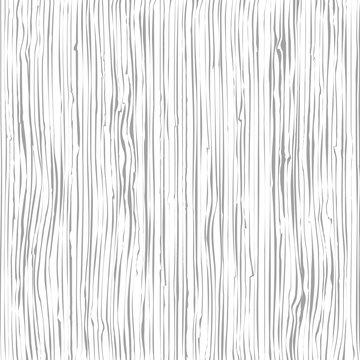 Wood grain pattern. Wooden texture. Fibers structure background, vector illustration