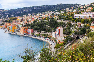 Villefranche-sur-Mer is known as one of the most attractive resorts of the Cte d'Azur