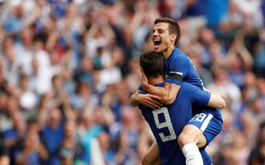 FA Cup Semi Final - Chelsea v Southampton