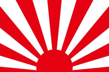 背景素材,日本,日の出,国旗,日の丸,旭日旗,太陽光,シンボル,和風,年賀状,日章旗,元旦,初日の出