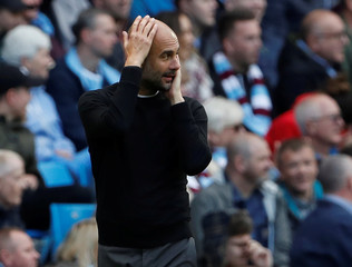 Premier League - Manchester City v Swansea City