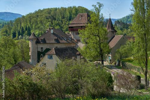 Schloss Wildenstein Stockfotos Und Lizenzfreie Bilder Auf Fotolia