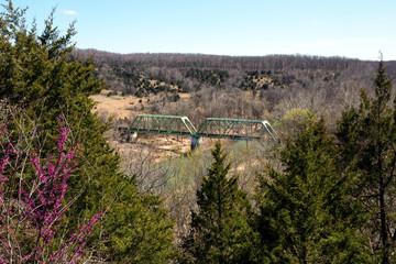 Big Piney Railroad Bridge