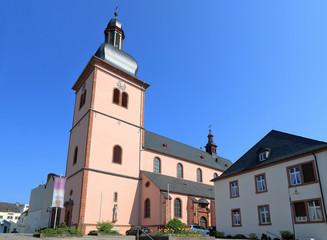 Katholische und Evangelische Gemeinschaftskirche St Markus in Wittlich